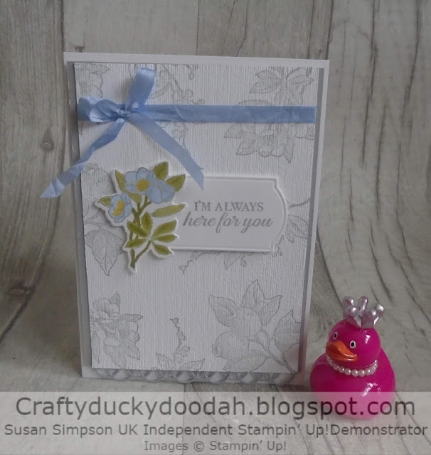 Craftyduckydoodah!, Botanical Prints Medley, Subtle Embossing Folder, Susan Simpson UK Independent Stampin' Up! Demonstrator, Supplies available 24/7 from my online store, Spring / Summer 2020,