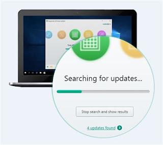 برنامج, الكشف, عن, برامج, وتطبيقات, الكمبيوتر, التى, بحاجة, الى, تطوير, وتحديث, Kaspersky ,Software ,Updater, اخر, اصدار