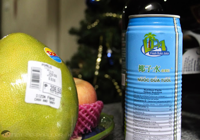 Imported Quality - Lipa Fresh Buko Juice