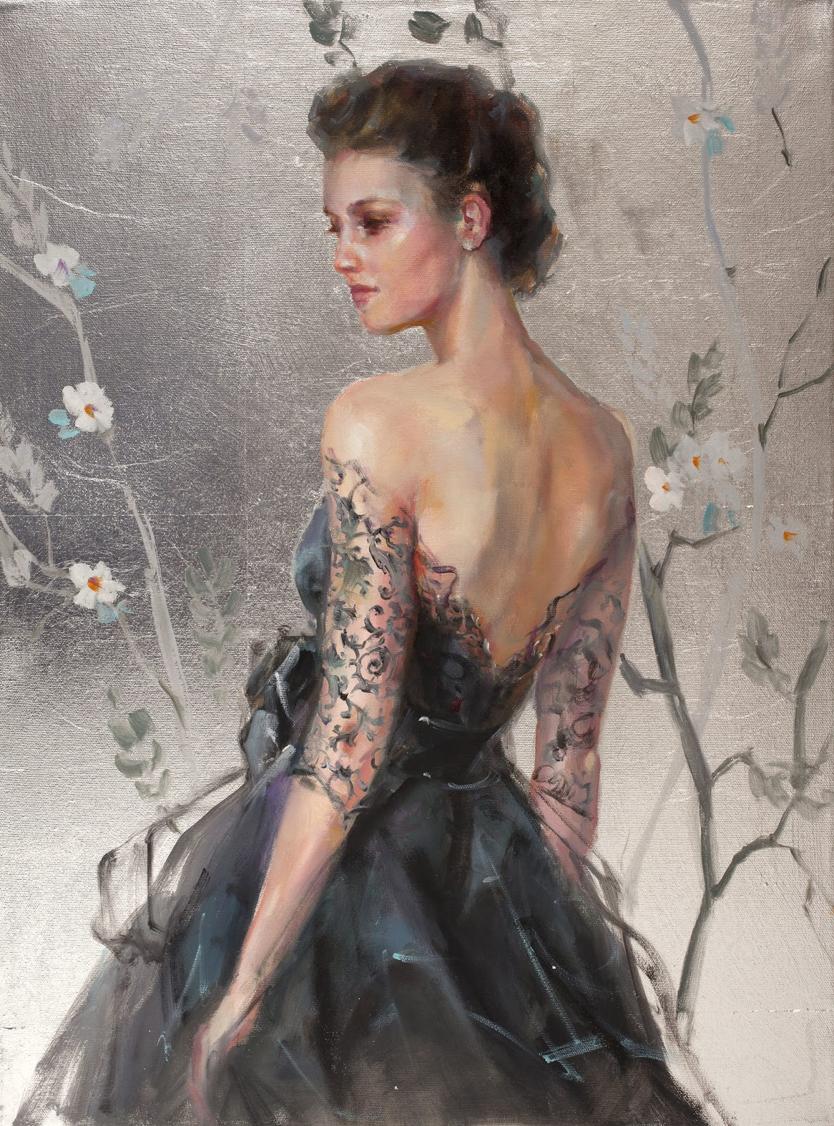 Anna Razumovskaya Silver Magic