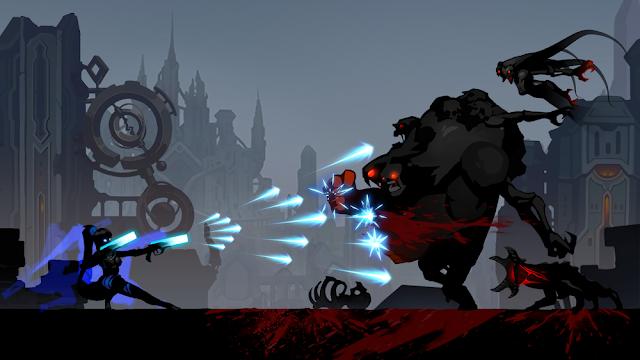 Shadow Knight 1.1 : Deathly Adventure Mod, God Mode/No CD