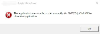 حل نهائي لمشكلة 0xc00007b عند الدخول للألعاب والبرامج