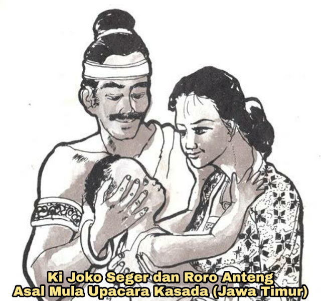 Kisah Asal Mula Upacara Kasada – Legenda Jawa Timur