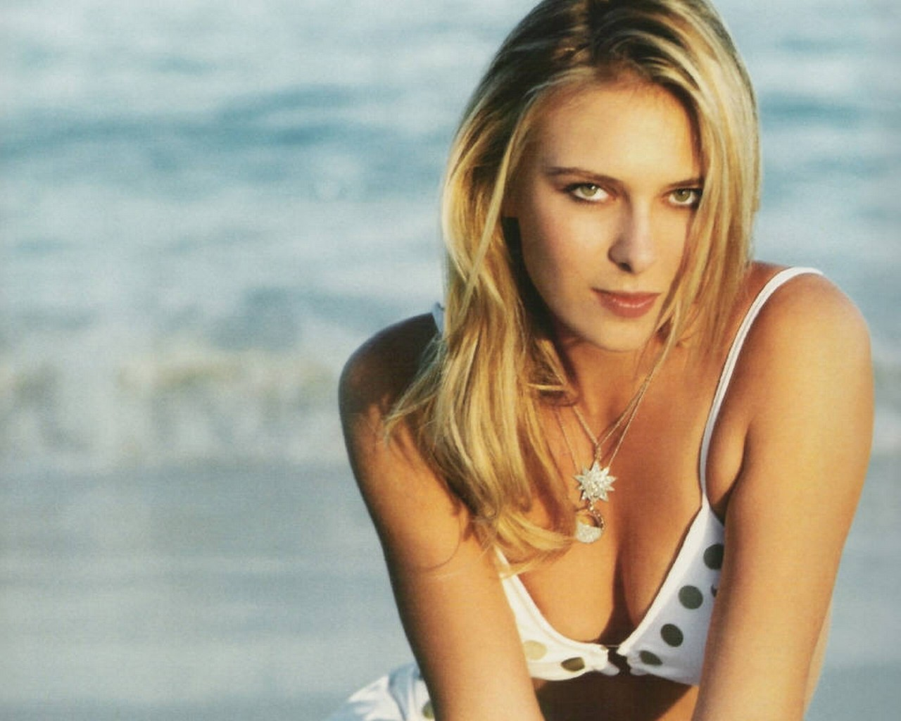 Maria Sharapova Off Court Pictures And Photoshoots Part 1
