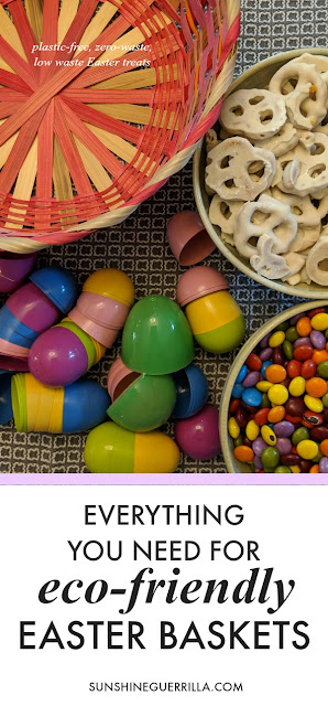 Everything You Need for Eco-Friendly Easter Baskets - Plastic-Free Easter Baskets, Zero-Waste Easter Baskets, Low-Waste Easter Baskets