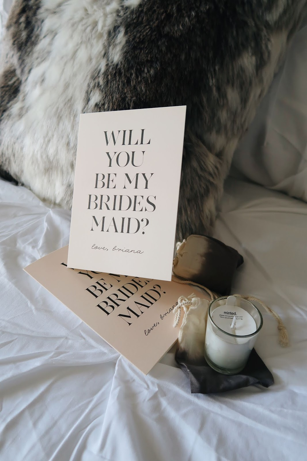 How to Ask Your Bridesmaids: Ideas for Brides on a Budget