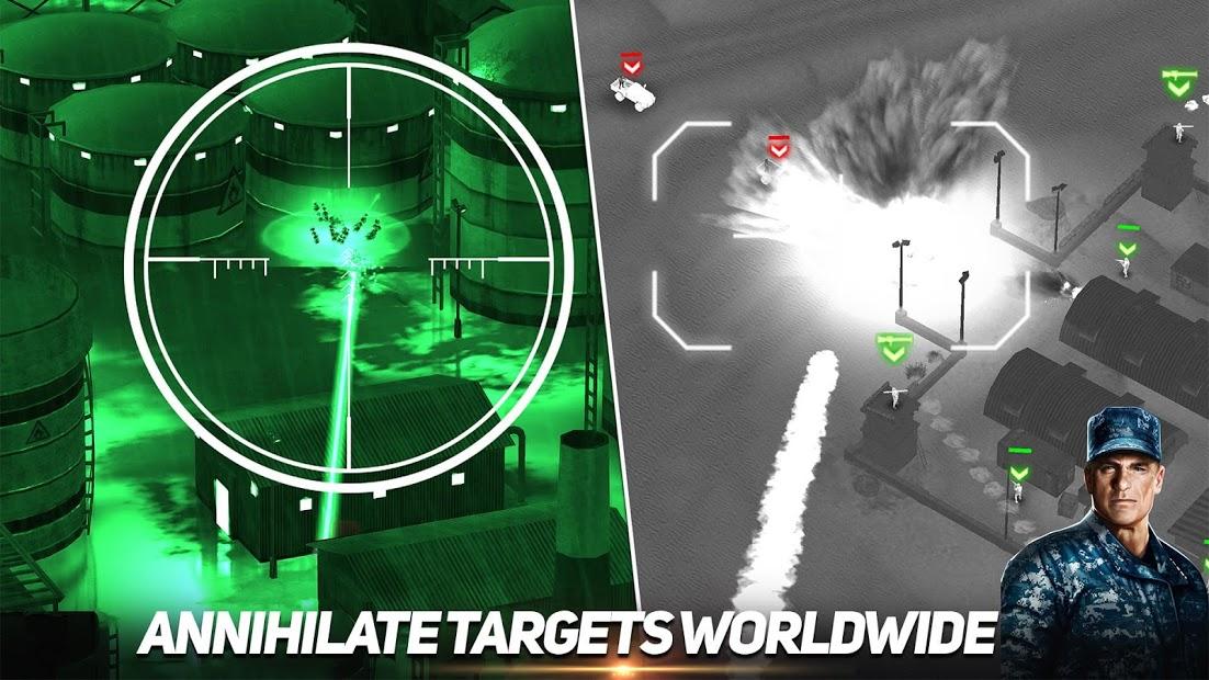 Drone Air Assault Hileli APK v2.2.139