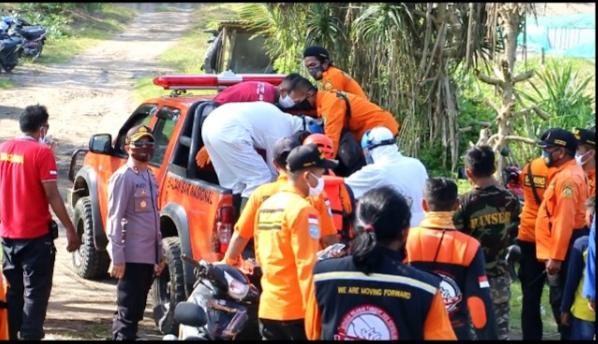 Korban Tenggelam di Klirong Ditemukan 3 Kilometer dari Lokasi Kejadian