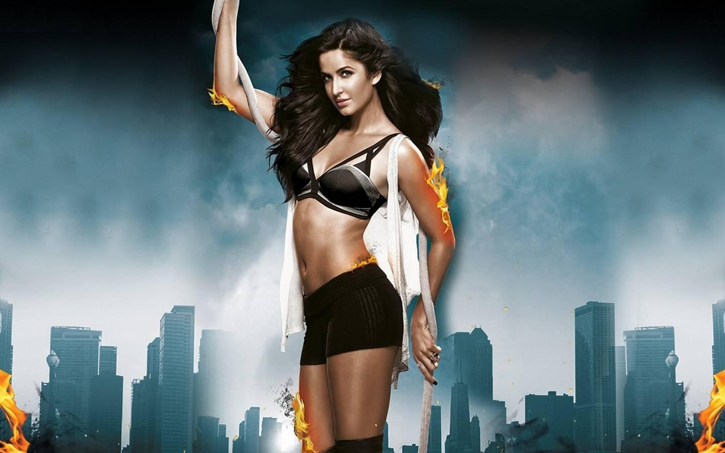 Bollywood Actress Katrina Kaif Hd Wallpapers, Hd Images -3855