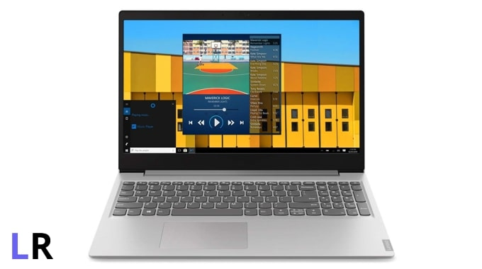 Lenovo IdeaPad S145 laptop under Rs 50000 in India.