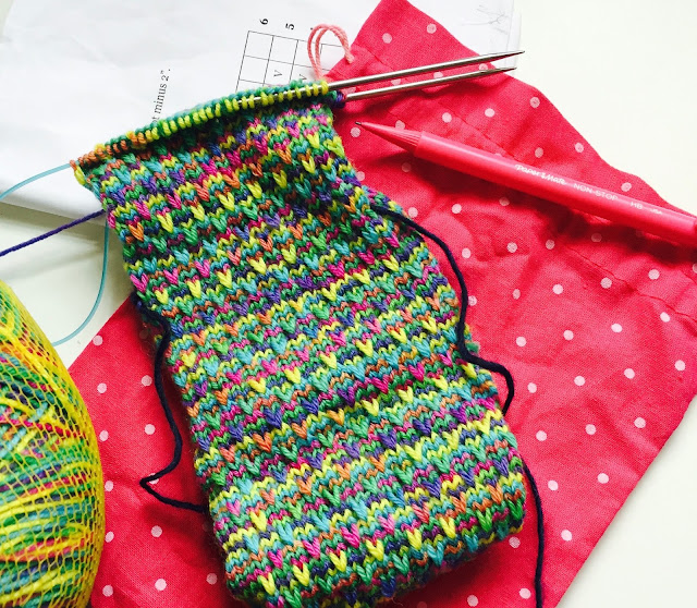 Five ways to improve the portability of (knitting and crochet) projects - Crafts from the Cwtch blog