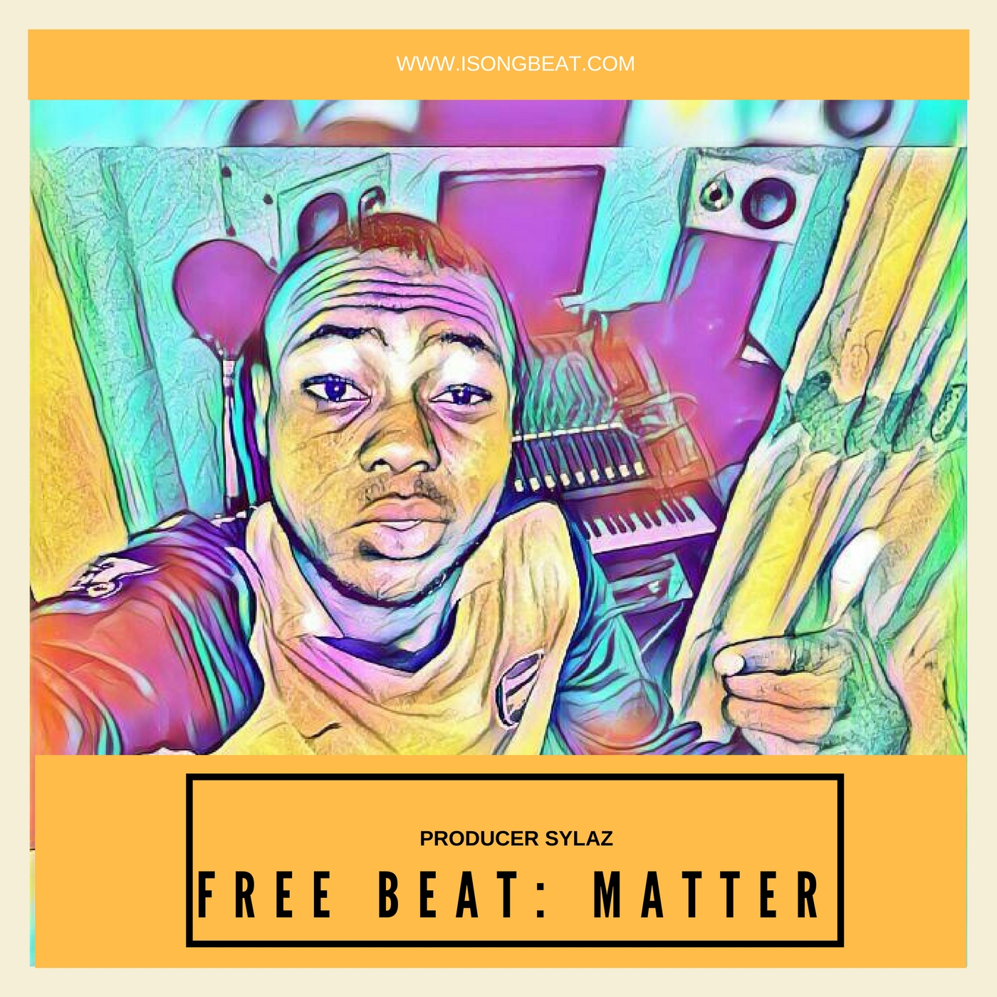 Free Beat: Matter (Producd by Sylaz) - ISONG BEATS