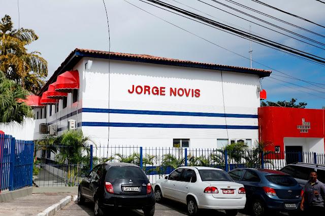 Resultado de imagem para Prefeitura de Lauro de Freitas entrega Hospital Jorge Novís ccnnews saiunoblog