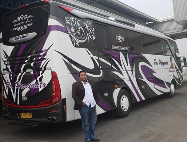 Dilarang Angkut Peserta 212, Owner PO Haryanto: Lebih Baik Gak Punya Apa-Apa Daripada Jadi Musuh Tuhan