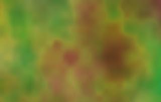 斑のあるパーリンノイズの色面