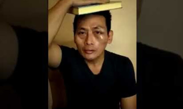 Ninoy Karundeng Buzzer Jokowi