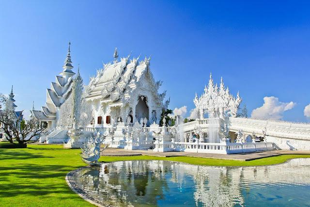 Wat Rong Khun, Chiang Mai, Thailand