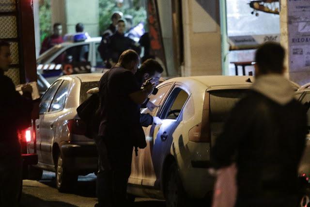 Τρία πεδία μάχης με μολότοφ και αίμα στην Αθήνα και την αστυνομία απούσα afda63277a8