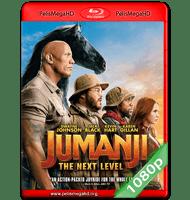 JUMANJI: EL SIGUIENTE NIVEL (2019) FULL 1080P HD MKV ESPAÑOL LATINO