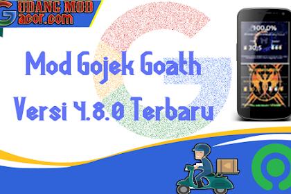 Mod Gojek Terbaru Gratis Goath Versi 4.8.0 Terbaru No Root Root