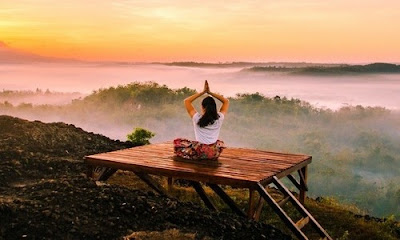 Four relaxation and meditation exercises  - AWRAQ Community Leaves