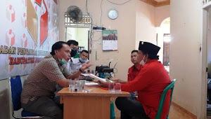 Bawaslu Pesisir Barat Periksa ASN Inspektorat Provinsi Lampung
