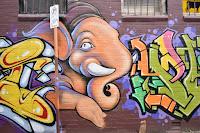 Newtown Street Art   Darley Ln