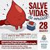 Cantagalo - 28 de agosto acontece a doação de sangue no Hemocentro de Guarapuava