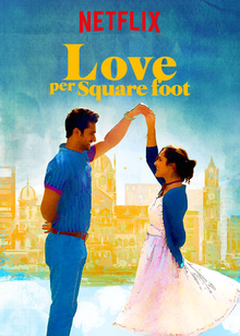 Love Per Square Foot 2018 Hindi 720p WEB-DL 950MB