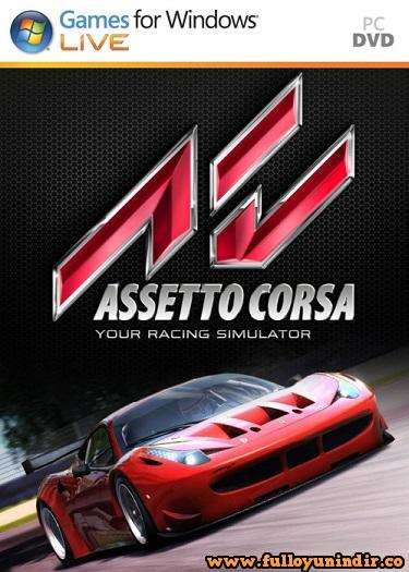 Assetto Corsa Porsche RELOADED Tek Link