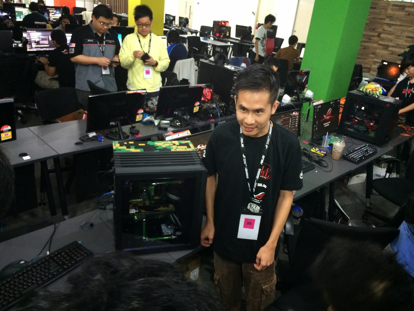 Coverage for ASUS LAN Party: DAY 3 11