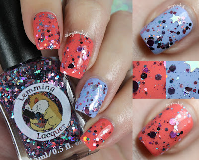 Lemming Lacquer Babytown Frolic | Damn It, I had Something For This; An Archer Inspired Collection
