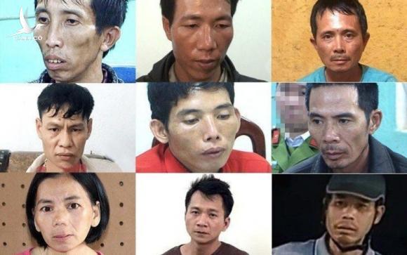 6 đối tượng sát hại nữ sinh giao gà đối diện mức án cao nhất