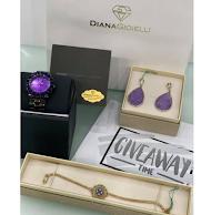 Vinci gratis Orologio Marc Jacobs, o orecchini o bracciale in argento ( 3 premi in palio)