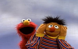 Ernie and Elmo sing One Fine Face. Sesame Street The Best of Elmo