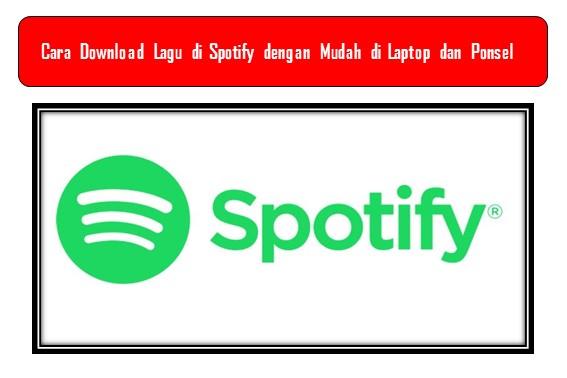Logo Aplikasi Spotify