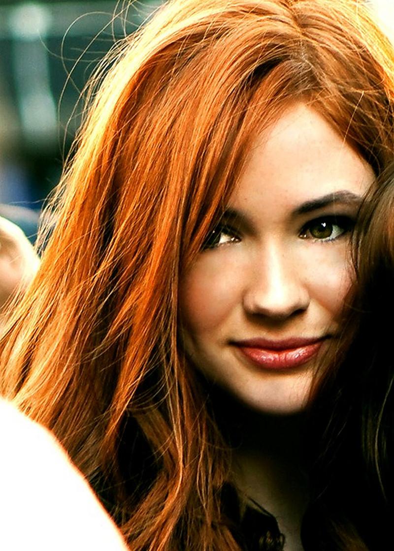 Brown Hair Girls of America -  Hot Hollywood Girls Actress