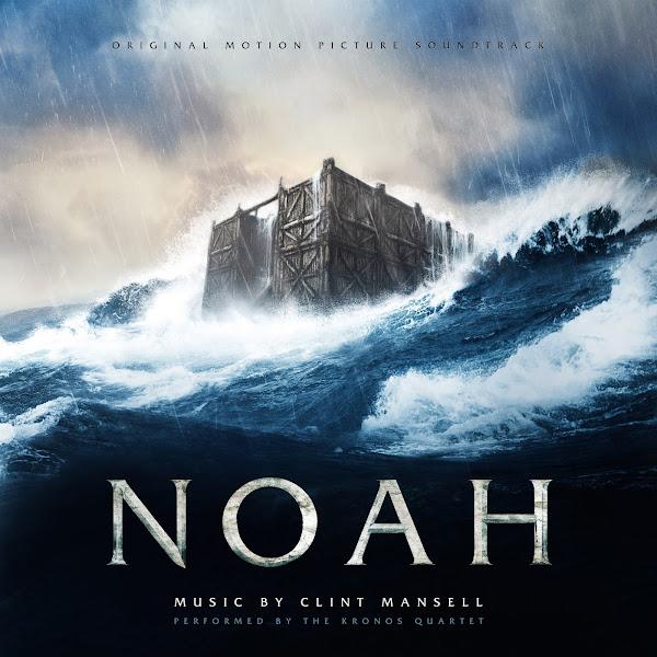 noah soundtrack alternate cover clint mansell