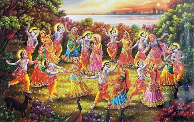 Why Gopi's Love for Lord Krishna