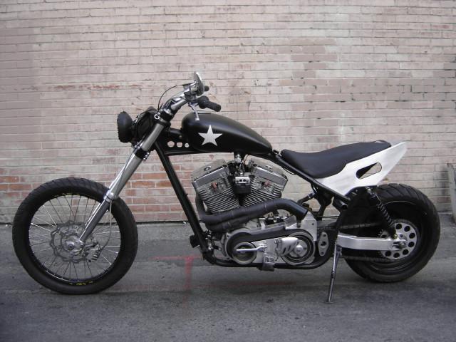 Harley FXR Dirt Bike Chopper by Pro Power Performance
