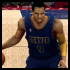 NBA 2K13 Unlock Jerseys Nuggets Alt Jersey