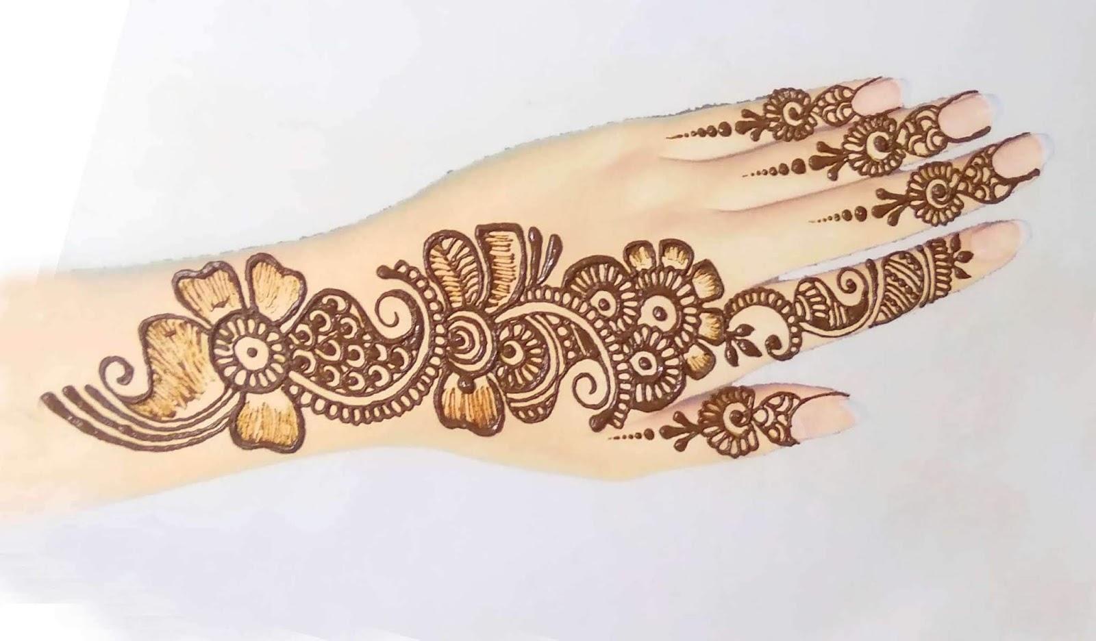 ramzan special mehndi designs