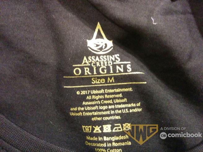 Se filtran imágenes del personaje del nuevo Assassin's Creed Origins