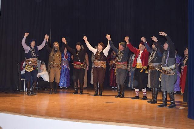 Δωρεάν μαθήματα ποντιακών χορών από το χορευτικό Όμιλο Ποντίων «Σέρρα»