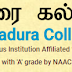 The Madura College, Madurai, Wanted Teaching Faculty