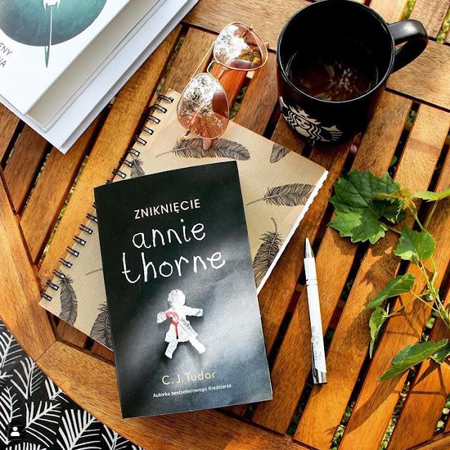 Zniknięcie Annie Thorne - C.J. Tudor