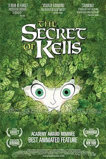 El Secreto De Los Kells (2009) [Latino-Ingles] [1080P] [Hazroah]