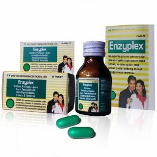 Penyalahgunaan obat enzyplex dan pencabutan izin produksi