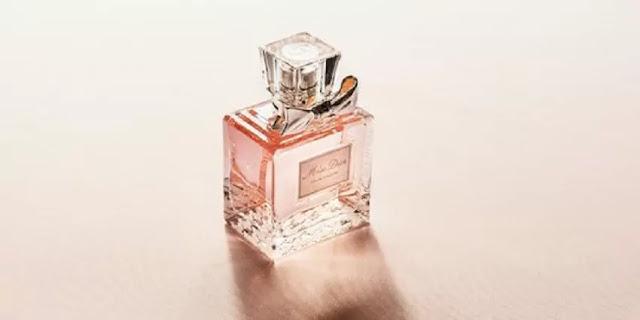 aroma parfum cepat hilang
