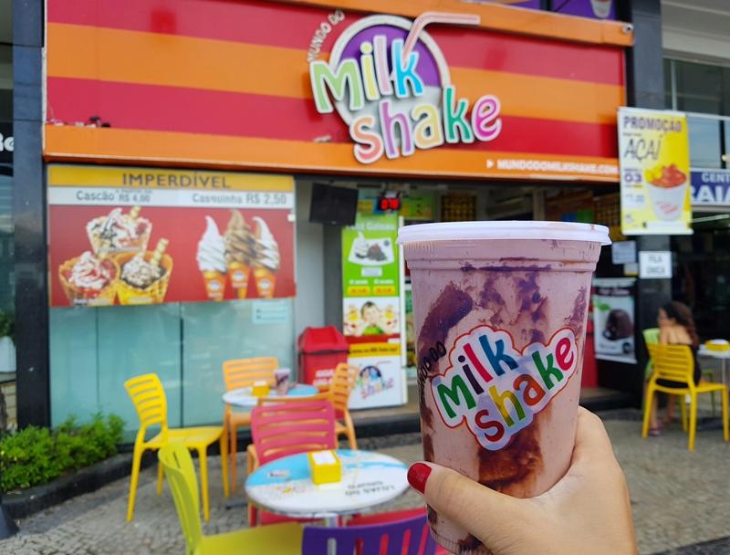 As melhores sorveterias de Guarapari - Mundo do Milk Shake
